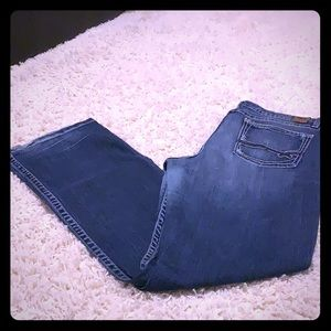 BKE Kate Boot Cut Jeans 36x35.5